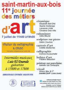 Journée des métiers d'art 2019