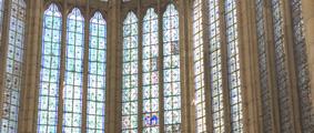 abside de l'abbatiale